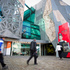 The Australian Centre for the Moving Image (ACMI) in Federation Square. Photo / NZH