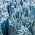 Crevasses on Franz Josef Glacier. Photo / Tourism West Coast