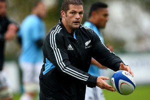 All Blacks captain Richie McCaw. Photo / Getty Images.