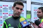 The Mexican national soccer team had training Tuesday under the leadership of their new coach Miguel Herrera. Only eight days remain until the crucial match against New Zealand to qualify for the World Cup in Brazil in 2014.