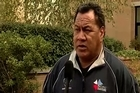 "Archive video from 2008 of Samoan Rugby hard man Peter ""Fats"" Fatialofa discusses the Pacific Islanders Rugby team - he is the forward coach and the games played, the spirit and make up of the team.