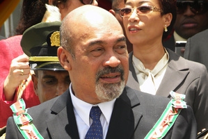 President of Suriname Desi Bouterse.Photo / Creative Commons