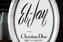 El Jay made Dior originals under license. Photo / Babiche Martens.
