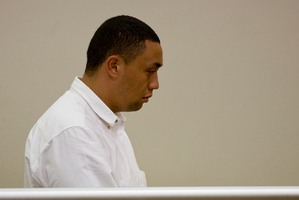 Grenville David McFarland in the Auckland District Court today. Photo / Dean Purcell