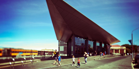 Toitu Otago Settlers Museum has been redeveloped. Photo / Tourism Dunedin