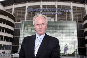 Sven-Goran Eriksson. Photo / Getty Images