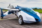 The Slovak-built Aeromobil 2.5, which has just had its first test flight, could be going into production and coming to an airport near you soon.
