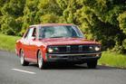 Richard Opie's classic Datsun 260C. Photos / Jacqui Madelin
