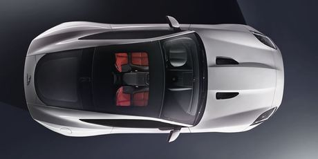 Jaguar has chosen the eve of the 2013 LA Auto show to showcase  the coupe version of their oh-so-gorgeous F Type. The unveiling of the new coupe will take place on November 19. Like the convertible, the coupe will feature all-aluminium construction and  the same V6 and V8 power units.