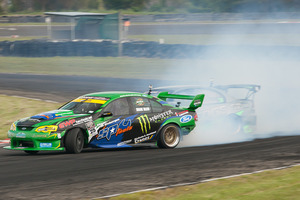 Shane van Gisbergen will be showing one lucky winner how to get drifting on Monday at Hampton Downs.