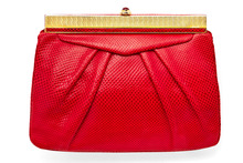 Judith Leiber clutch from Love and Object. Photo / Supplied.
