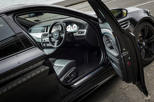 BMW M5 LCI. Photo / Ted Baghurst.