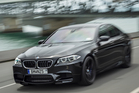 The BMW M5 has all the power and handling you want but a push of the button takes it back to sedate family mode. Pictures / Ted Baghurst