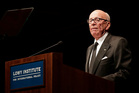 Rupert Murdoch is investing in a channel aimed at younger male viewers. Photo / AP