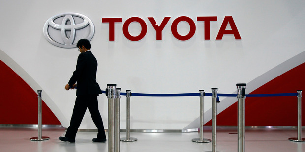 Toyota is recalling 6.39 million vehicles worldwide for five different problems - 40,000 of them in New Zealand. Photo / AP