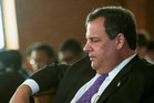 Chris Christie is expected to easily retain the job of New Jersey Governor this week. Photo / AP