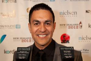 Julian Wilcox of Maori TV. Photo / Neville Marriner