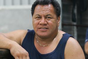 Peter Fatialofa in 2006. File photo / Kellie Blizard