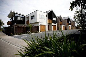 The Hobsonville Point housing development. Photo / Dean Purcell