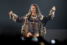 Rihanna has made chart history after scoring a number one single over seven consecutive years. Photo / Sarah Ivey