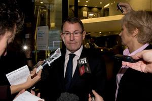 MP John Banks. Photo / NZ Herald