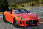 Jaguar F-Type V8 S Pictures/ Ted Baghurst