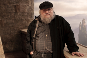 George RR Martin, Game Of Thrones author, is heading to NZ.