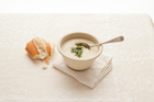 Cauliflower soup. Photo / Duncan Innes. Styling / Kate Arbuthnot.