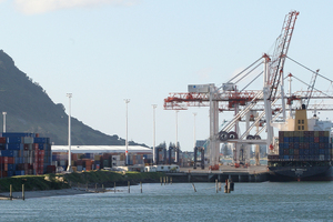 The Port of Tauranga