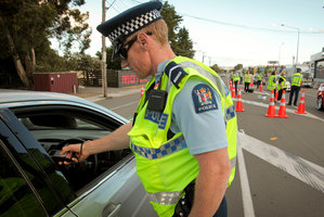 The new limit will not, of course, solve the problem posed by heavy, recidivist drinkers. Photo / Warren Buckland