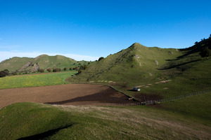 The site of the proposed Ruataniwha Dam in Central Hawke's Bay.