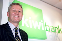 Former Kiwibank Chief Executive Sam Knowles.