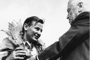 At 22, Bruce McLaren was the youngest driver to win a Grand Prix. (NZ Herald Archive)