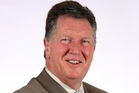 New councillor Rick Barker