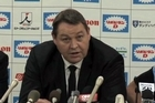 All Blacks coach Steve Hansen declared himself less than satisfied with a smattering of individuals last night, suggesting there will be some uncomfortable conversions behind closed doors in the next few days.