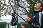 Returning to the All Blacks playing his 99th test is Dan Carter who admits to nerves returning to an unbeaten All Black team against France, Ma'a Nonu breaks his year long silence and intends to 'prove people wrong' on the paddock.