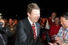 Labour Party Leader David Cunliffe at the Labour Party National Conference. Photo / Getty Images