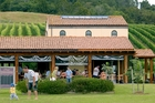 Ascension Winery features a restaurant and function centre as well as 4ha of vines. Photo / Carolyn Robertson