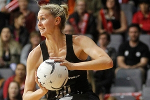 Casey Kopua believes the toughest challenge in the Fast5 format will be adjusting to having fewer players on the team. Photo / Christine Cornege