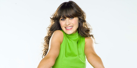 Zooey Deschanel stars in New Girl.