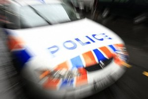 Police had to contain a methanol spill yesterday on the Napier-Taupo highway.
