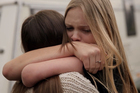 Auckland teenager Paige met her best friend Sarah from Nappanee, Indiana, after they won the Stay Together campaign. Image / YouTube