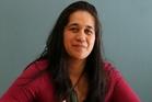 Natasha Sadler, curriculum director for Te Kura Hourua ki Whangaruru. Photo / John Stone