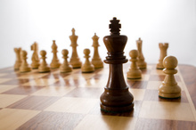 Chess can be traced back centuries to an ancient Indian war game.Photo / Thinkstock