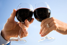 Cheers, to the best wines in the country. Photo / Thinkstock