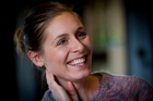 Eleanor Catton says she's been using all the attention since her win to talk up New Zealand literature. Photo / Sarah Ivey