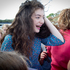 Kiwi superstar Lorde visited Belmont Intermediate School in Auckland. Photo / Sarah Ivey