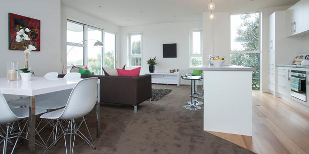 Isaac Apartments, 64 Surrey Cres, Grey Lynn. Photo / Michelle Hyslop