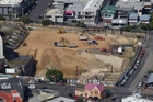 Ponsonby's Soho Square will become a supermarket, office and apartment precinct. Photo / Brett Phibbs