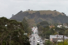 View shafts to Auckland's cones, such as Maungawhau Mr Eden will be protected under the Unitary Plan.
